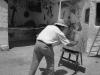 Proceso de Realizacion obras Casa F. Garcia Lorca 1998