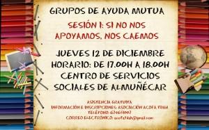 GRUPOS DE AYUDA MUTUA SESION I
