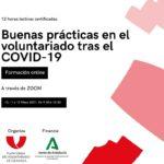 """Curso Online """"Buenas prácticas en el Voluntariado tras el Covid19"""""""