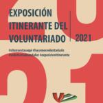 La Plataforma del Voluntariado de Granada presenta la  Exposición Itinerante del Voluntariado.