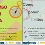 """Actividades Proyecto """"Cuidadanas"""". Fundación Mujeres."""