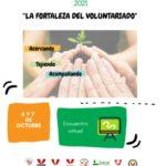 Escuela Andaluza de Voluntariado 2021 ¡Inscripciones abiertas!