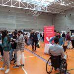 La PVG participa en la La I Feria de Voluntariado.