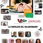 La fuerza del voluntariado,  presente en la Escuela Andaluza de formación.